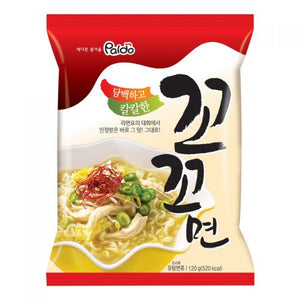 Paldo Kokomen Spicy Chicken Flavour (5 Pack) 600g <br> 八道咕咕面 - 香辣雞湯味 五連包