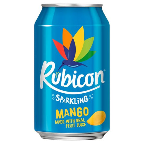 Rubicon Sparkling Mango Juice Drink 330ml