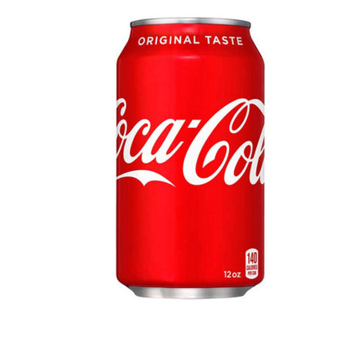 Coca Cola Coke 330ml *** <br> 可口可樂