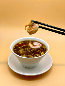 Hot and Sour Seafood Soup - 酸辣海鲜汤 (One Size)