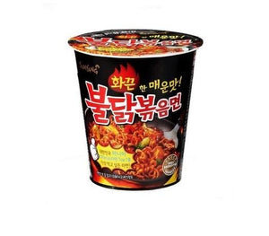Samyang Hot Chicken Ramen Cup 70g <br> 三養辣雞拉麵 杯麵