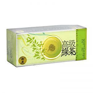 IC Premium Green Tea Tea Bags 50g <br> 禦茗 高級綠茶茶包