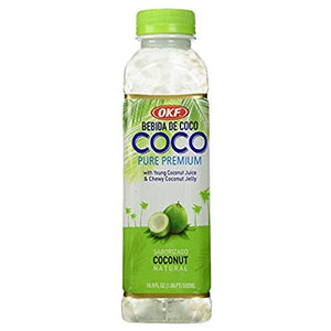 OKF Coconut Drink 500ml *** <br> OKF 椰子飲料