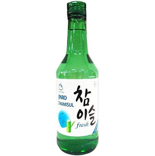 Jinro Chamisul Soju (Fresh) 350ml ***