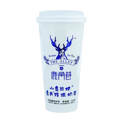 The Alley Tapioca Tea Drink - Matcha 123g <br> 鹿角巷鹿丸珍珠奶茶 - 小鹿出抹