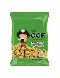 Wei Lih GCE Wheat Cracker - Seaweed 80g <br> 維力張君雅點心麵 - 海苔