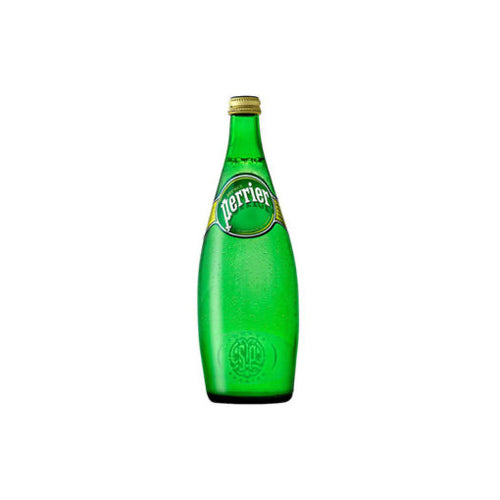 Perrier Sparkling Water (Glass Bottle) 750ml ***