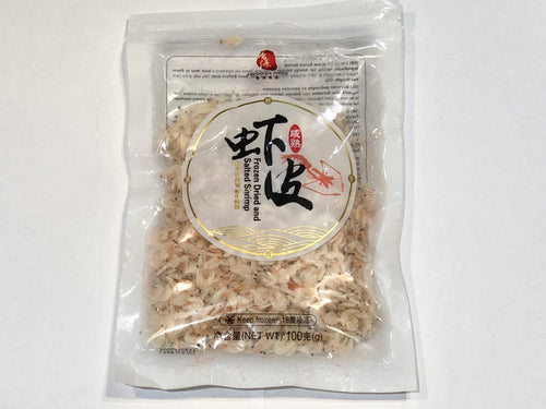 FRESHASIA Frozen Dried and Salted Shrimp 100g <br> 香源蝦皮