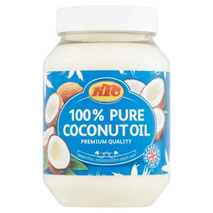 KTC Coconut oil 500ml <br> KTC 椰子油