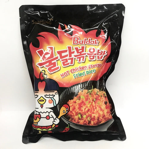 Samyang Hot Chicken Flavor Fried Rice 440g <br> 三養辣雞炒飯