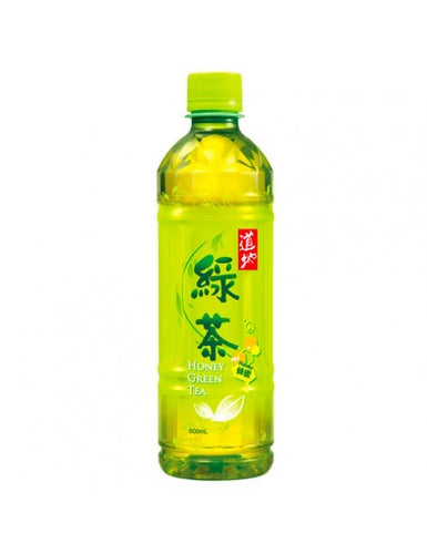 Tao Ti Green Tea 500ml *** <br> 道地 蜂蜜綠茶