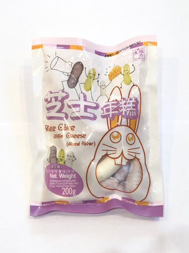 Changlisheng Rice Cake within Cheese (Mixed Flavor) 200g <br> 張力生芝士年糕 (混合裝)
