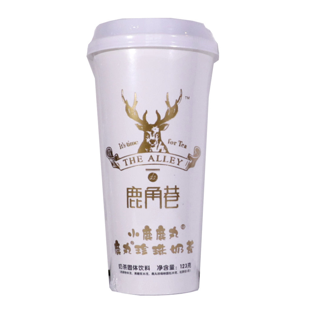 The Alley Tapioca Tea Drink - Brown Sugar 123g <br> 鹿角巷鹿丸珍珠奶茶 - 小鹿鹿丸