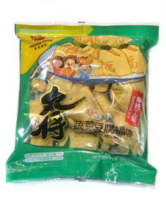 FRESHASIA WJ Vegetable Tofu Lucky Bag 200g <br> 香源丸將蔬菜豆腐福袋