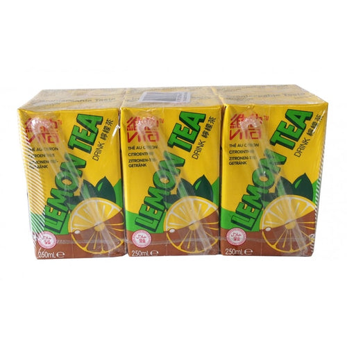 Vita Lemon Tea 250ml (6 Pack) *** <br>  維他檸檬茶6包裝