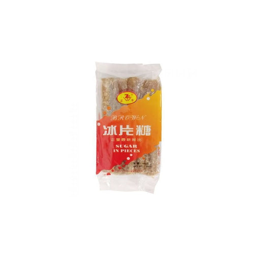 ZF Brown Sugar in pieces 400g <br> 正豐片冰糖