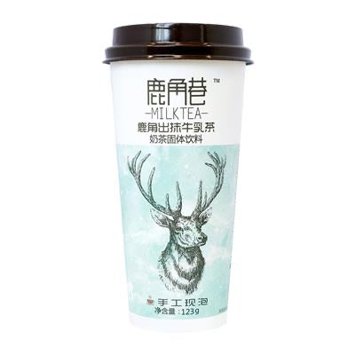 The Alley Milk Tea - Green Tea Flavour 123g <br> 鹿角巷奶茶 - 小鹿出抹牛乳茶