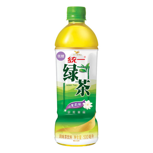 Unif Green Tea 500ml *** <br> 統一綠茶