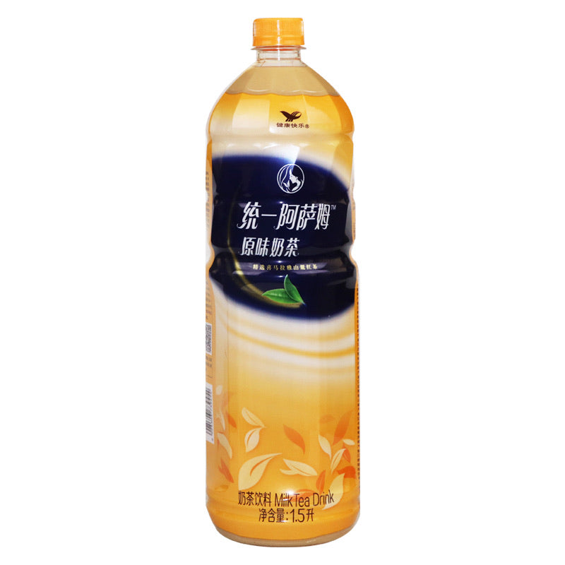 Unif Milk Tea - Assam Flavor 1.5L <br> 統一 阿薩姆奶茶