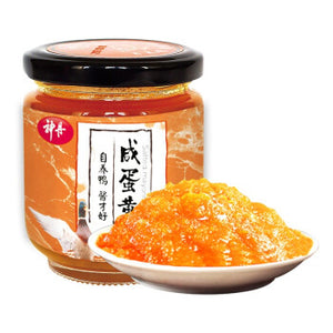 SD Salted Duck Eggs Yolk Sauce 150g <br> 神丹鹹蛋黃醬