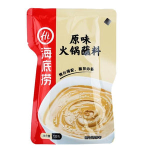 HDL H/pot D/Sauce Bag - Original 120g <br> 海底撈 蘸料-原味