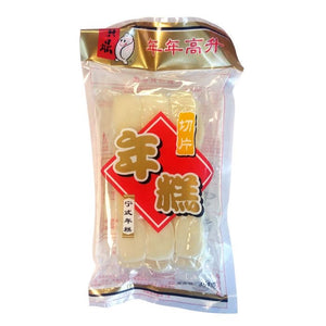 TT Sliced Rice Cakes 454g <br> 一只鼎 切片年糕