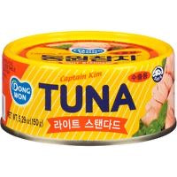 Dongwon Canned Tuna Standard 150g <br> 東元罐頭吞拿魚