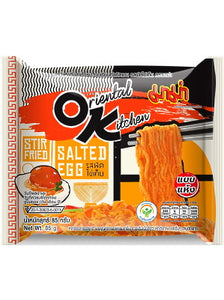 Oriental Kitchen Salted Egg Noodle (Limited) 85g