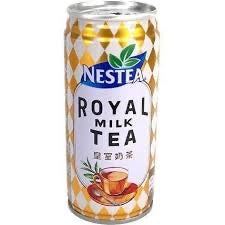 Nestle Nestea Original Royal Milk Tea 210ml <br> 雀巢皇室奶茶原味