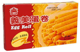 IMEI Egg Roll (Original) 60g <br> 義美 原味蛋卷