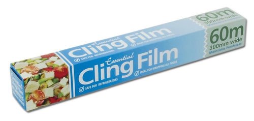 Essentials Cling Film 300mm x 60m ***