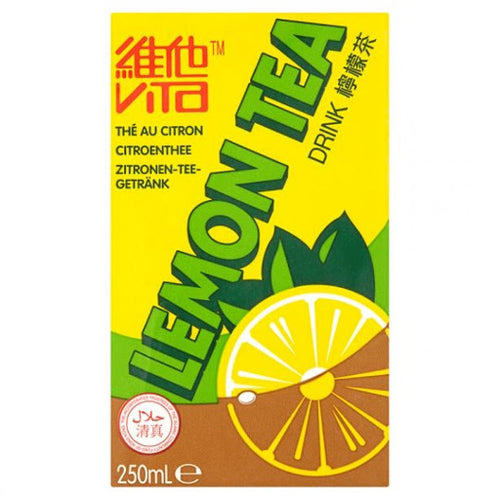 Vita Lemon Tea 250ml *** <br>  維他檸檬茶