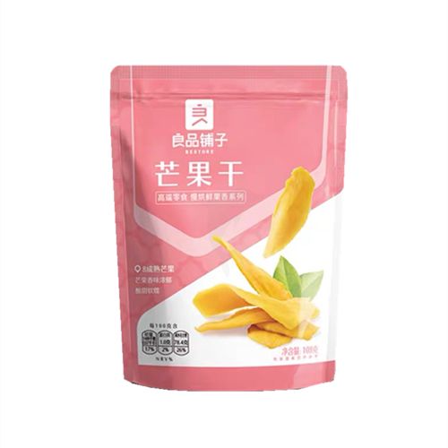 BS Dried Mango 108g <br> 良品鋪子芒果乾