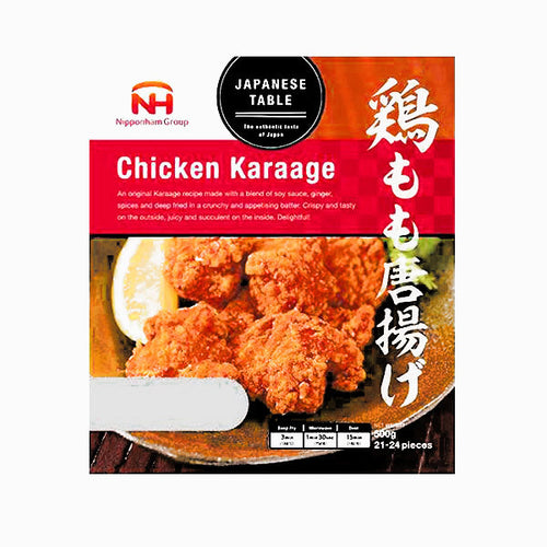 NH Foods Chicken Karaage 500g <br> NH 日式唐揚炸雞