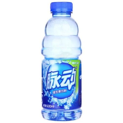 MD Sports Drink - Lime 600ml *** <br> 脈動運動飲料 - 青檸