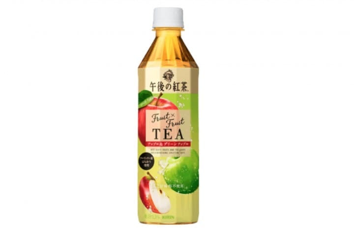 Kirin Afternoon Fruit Tea - Apple 500ml <br> 麒麟 午後之紅茶 蘋果茶
