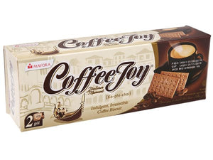 Mayora Coffee Joy Biscuit 90g <br> Mayora 咖啡餅乾