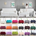 Magic Sofa Cover Stretchable - Plain Color
