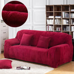 Magic Sofa Cover Stretchable - Velvet