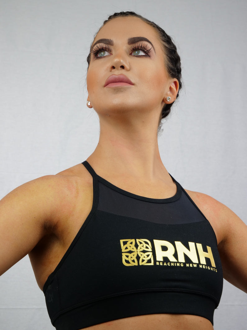 RNH Mesh Performance Crop Top