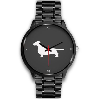 Black Dachshund Store Watch