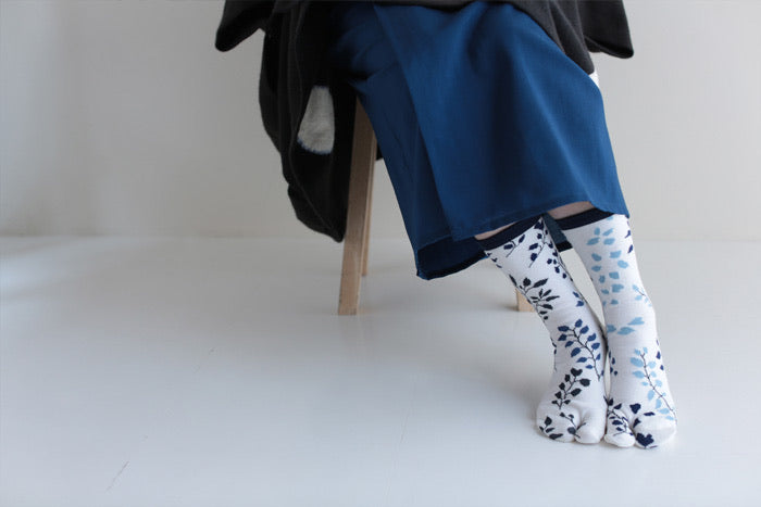 SOU・SOU Tabi socks - 2 colours