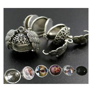 Love Wings Expanding Locket