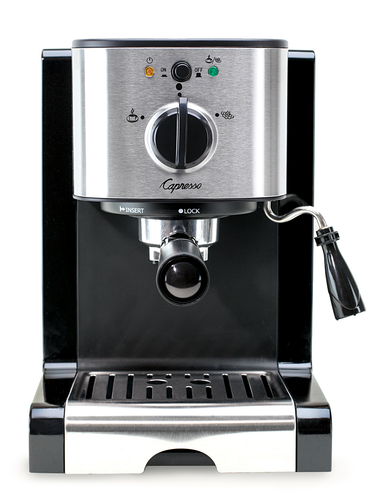 EC100 Pump Espresso and Cappuccino Machine