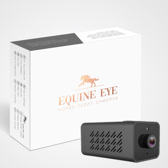 Equine Eye - wireless float camera