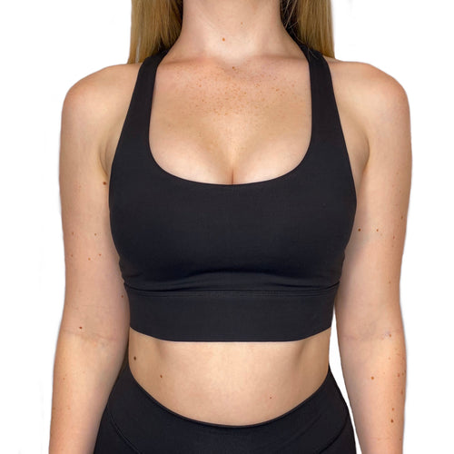 Power Bra - Onyx