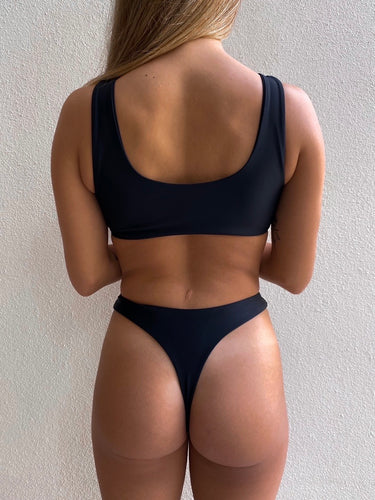 VENICE BOTTOMS - BLACK