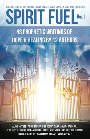 Spirit Fuel Volume 1 Book: 43 Prophetic Writings Of Hope & Healing By 12 Authors