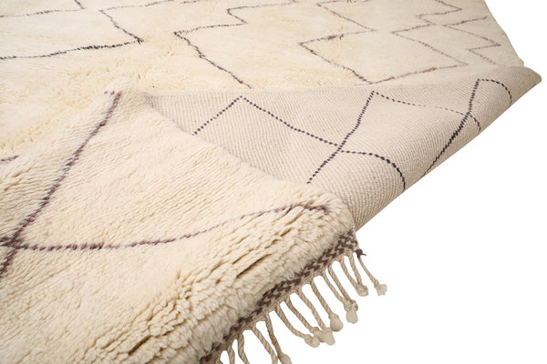 Moroccan rug sold in Toronto Canada. 100% wool