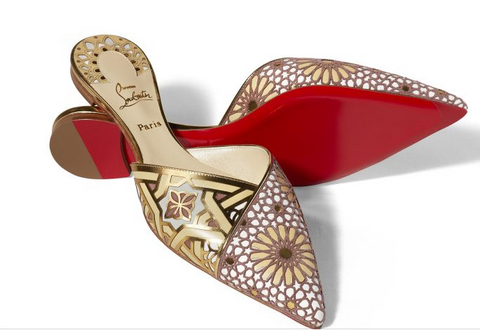 Moroccan Baboosh by Louboutin